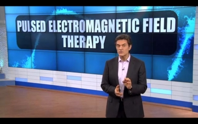Dr. Oz about Pulsed Electromagnetic field Theraphy